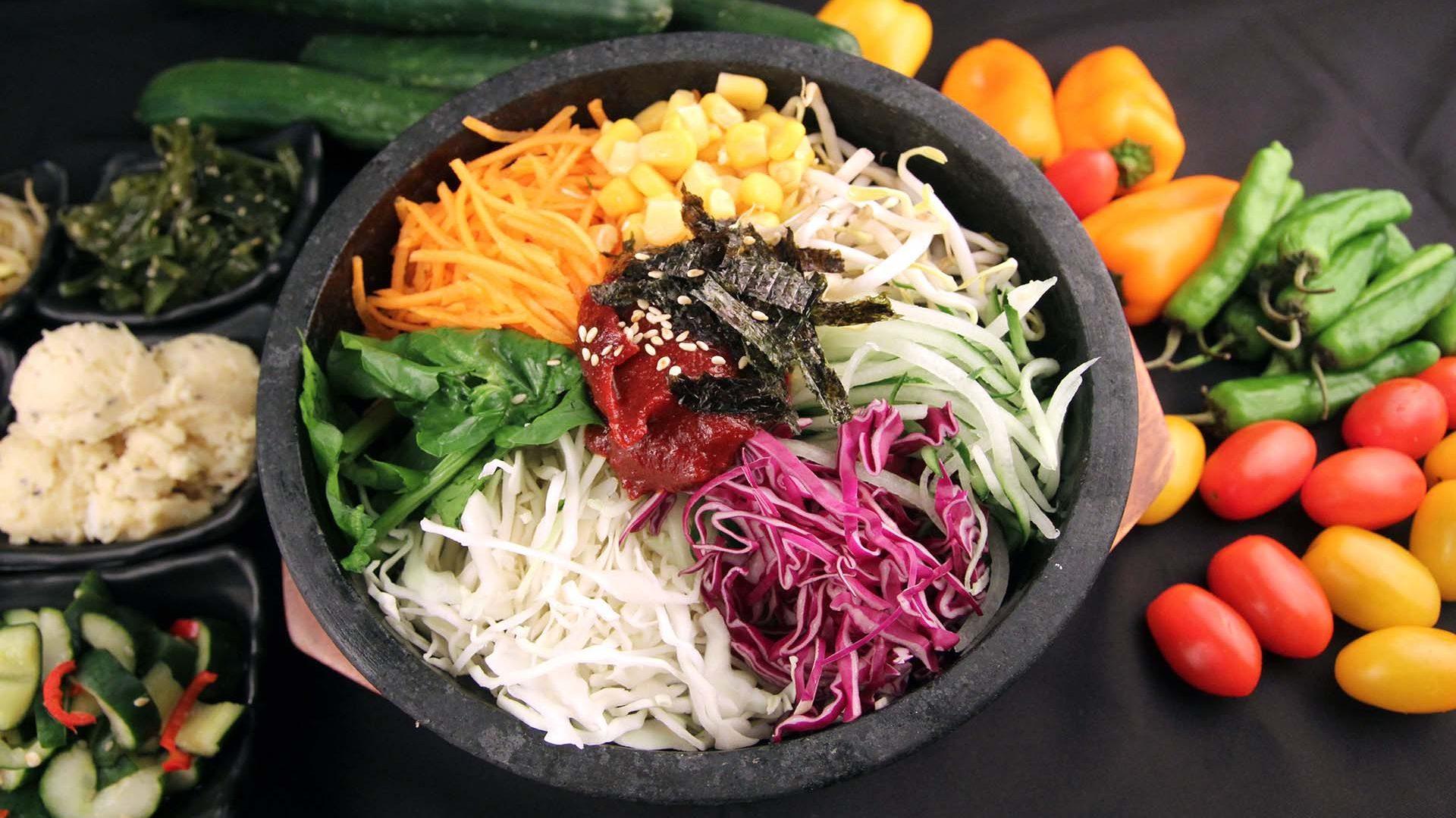 Daehwa Vegetarian Restaurant
