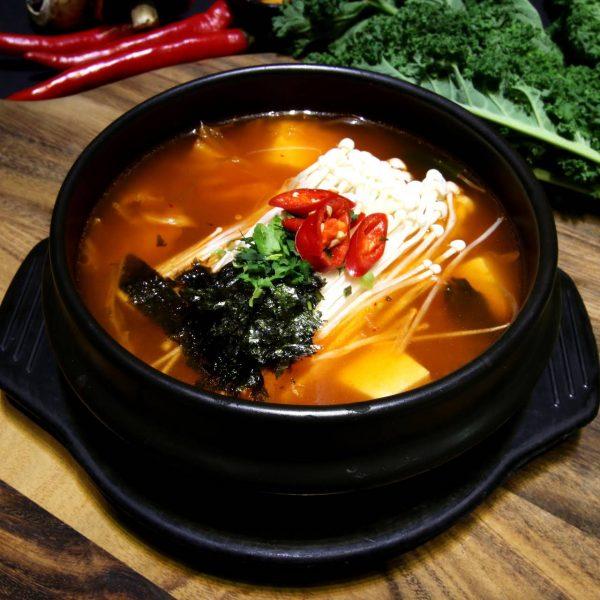 Kimchi Stew 김치찌개